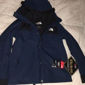 Women's GoRe-Tex North Face jacket